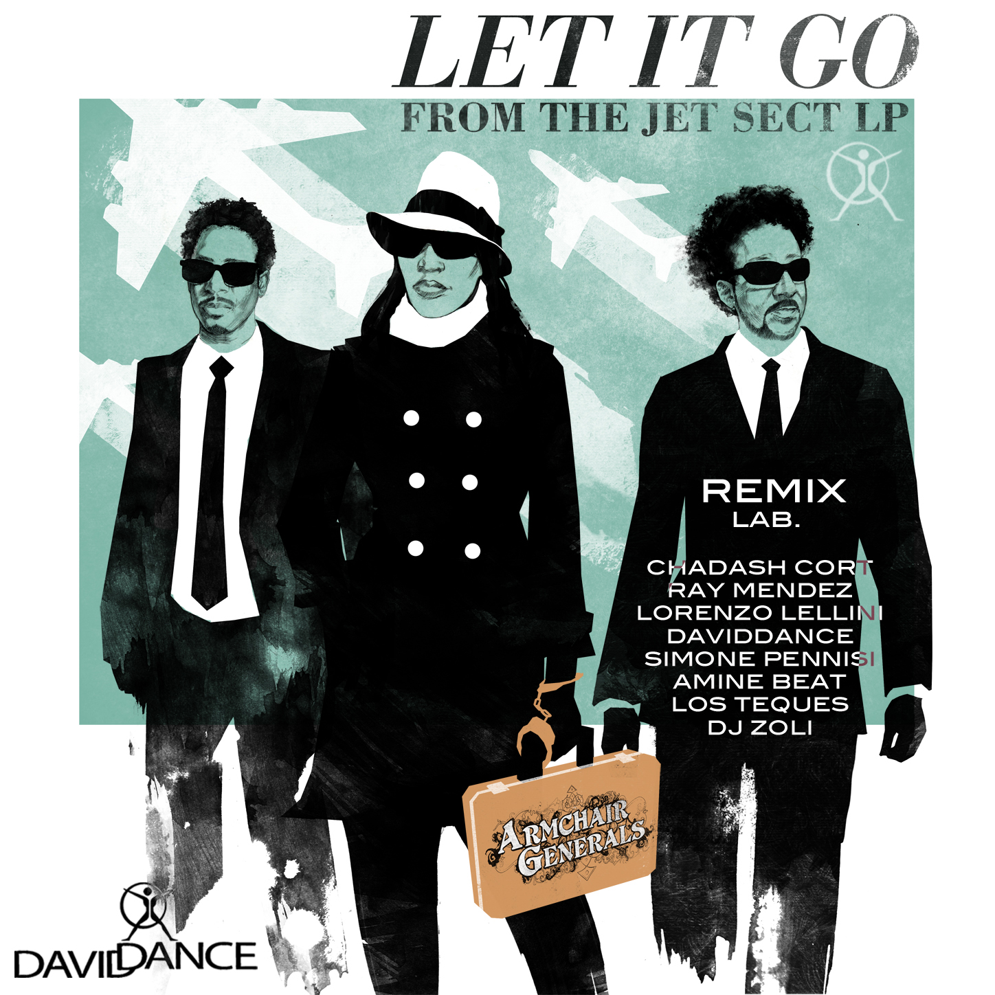 Armchair Generals – Let it go